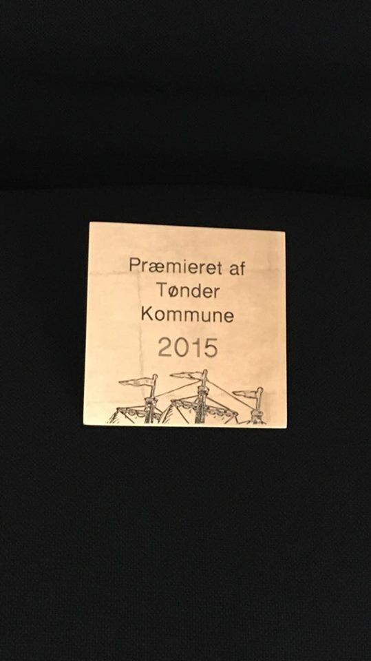 Pryd til husfacaden hos FysioDanmark Tønder