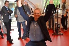 Bo Jessen, formand for udvalget for Teknik og Miljø hos Tønder Kommune
